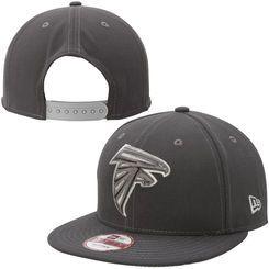 New Era Atlanta Falcons Graphite Series Gunner 9FIFTY Snapback Adjustable Hat