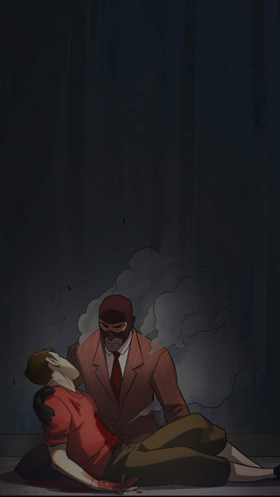 team fortress 2 spy unmasked