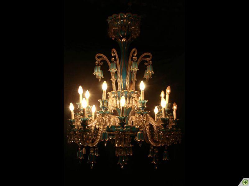 baccarat cristal,siglo XVIII