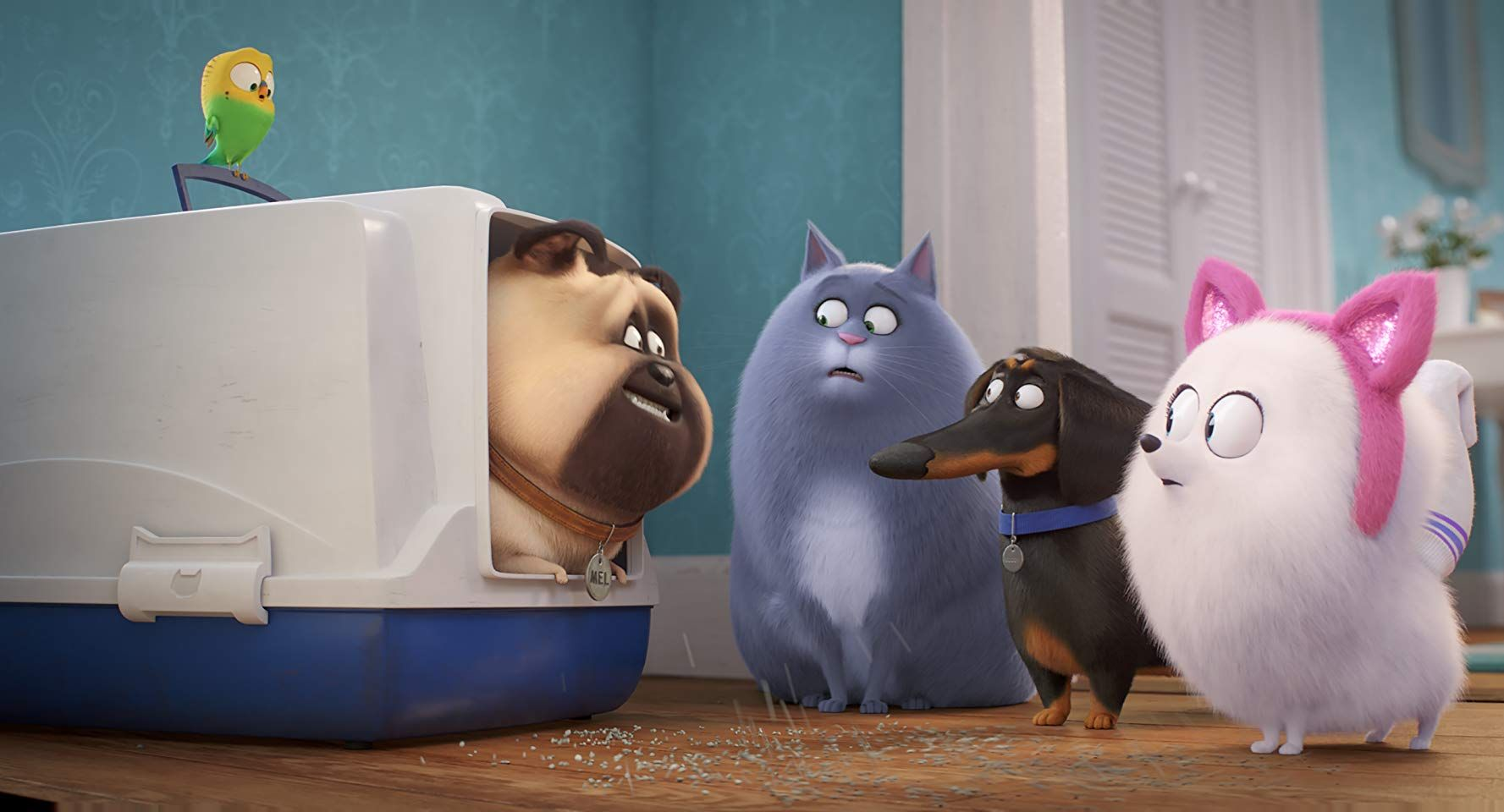 Animals Get Emotional in the New Trailer of 'The Secret