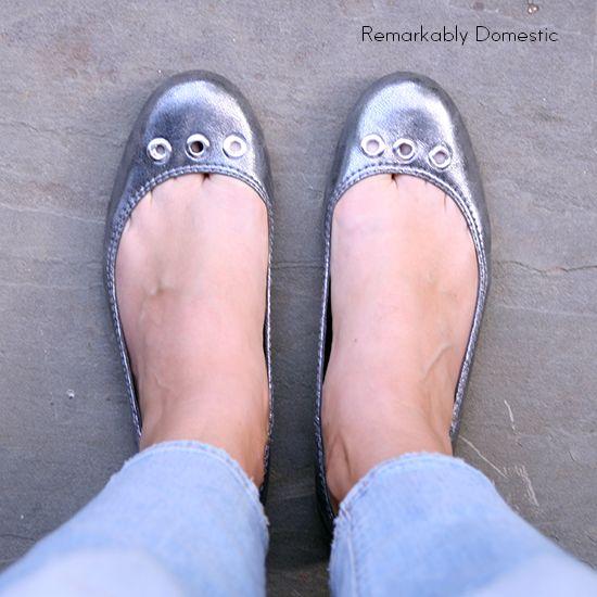 Donnez du style à vos chaussures
