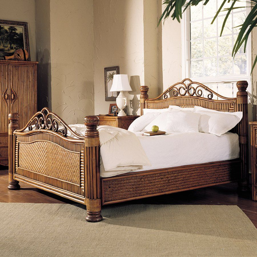 South Sea Rattan & Wicker Furniture 9925 Legacy Low Poster