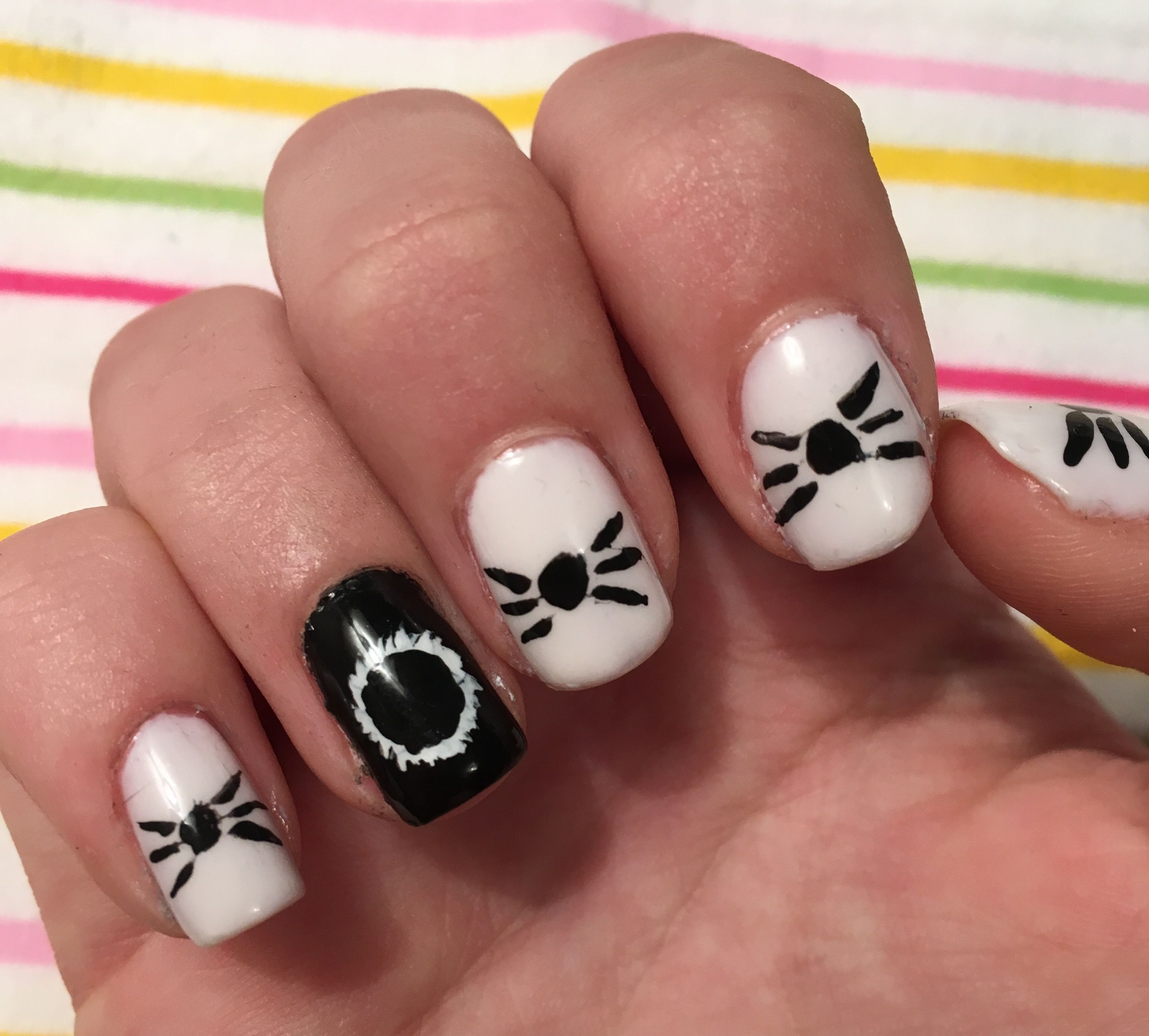 dan and phil nails - Google Search   Nails   Pinterest   Dan