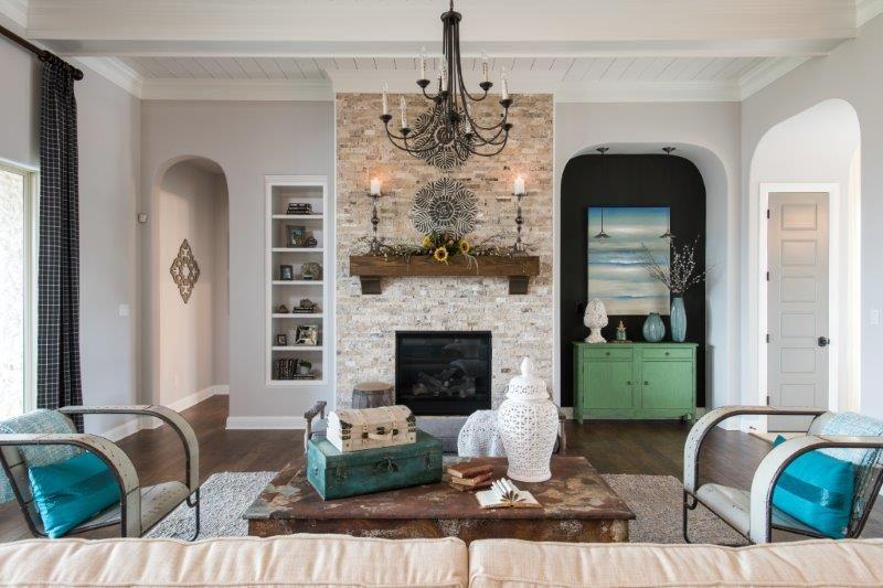 interior design san antonio Open concept floor plans