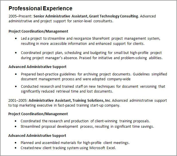 Resume Template For Work Experience -    wwwresumecareerinfo - new letter format research proposal