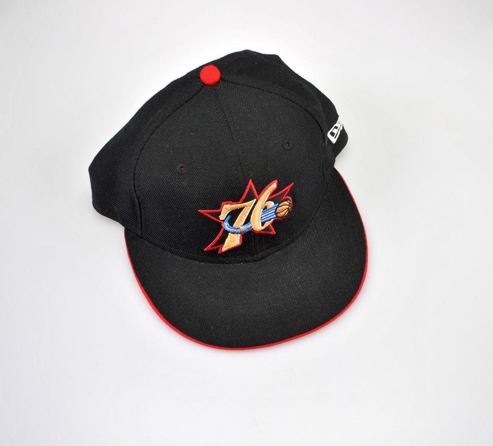 3dd731c53d5 Philadelphia 76ers Sixers NEW ERA 59FIFTY NBA Fitted Hat Cap SZ 71 4   NewEra  Philadelphia76ers