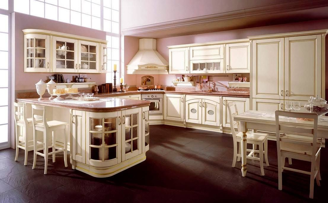 Cucina/Country/Country moderno/Color panna/ http://www.pinterest.com ...