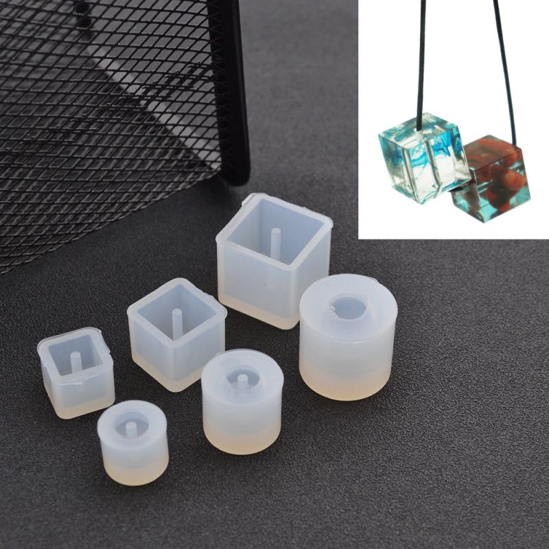 Ou Acheter De La Résine Pour Faire Des Bijoux Diy Silikonform Transparent Halskette Perlen Anhanger Mit Aufhangeloch Der Modeschmuck In Cartoon Making Resin Jewellery Resin Jewelry Pendants Resin Jewelry