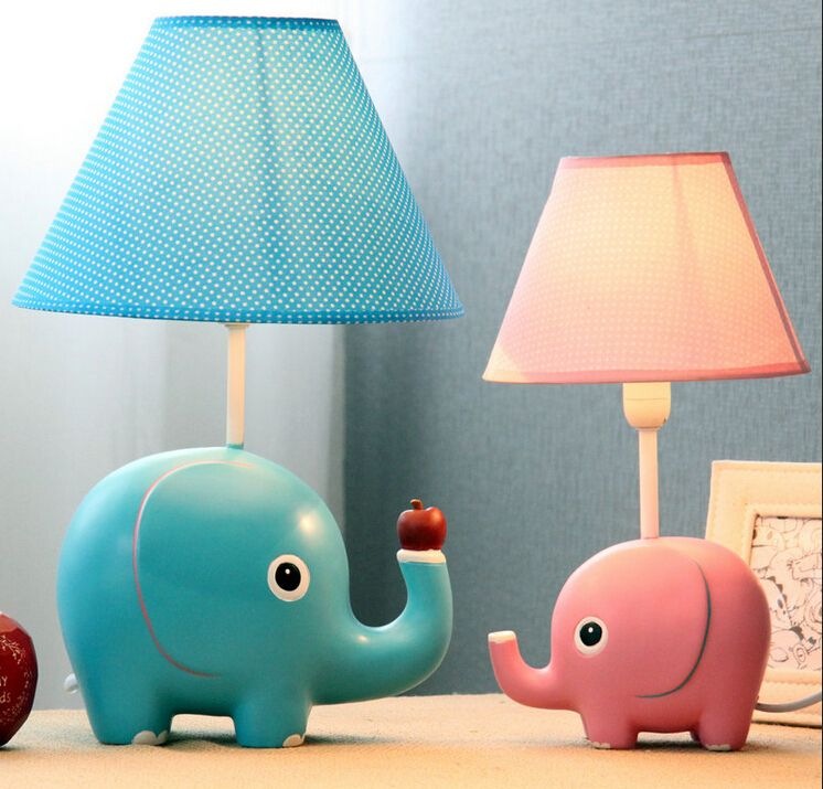Kids Room Decor Desk Lamps For Kids Rooms Big Size Very Cute