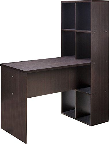 Comfort Products 50 512es Large Modern Desk With Attached