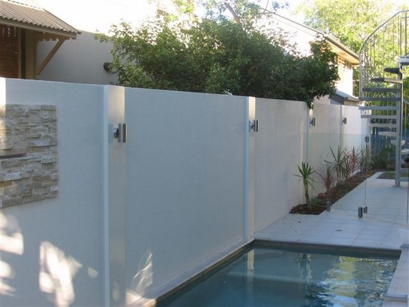 Wall Finishes and Customisation Ideas Boundary walls