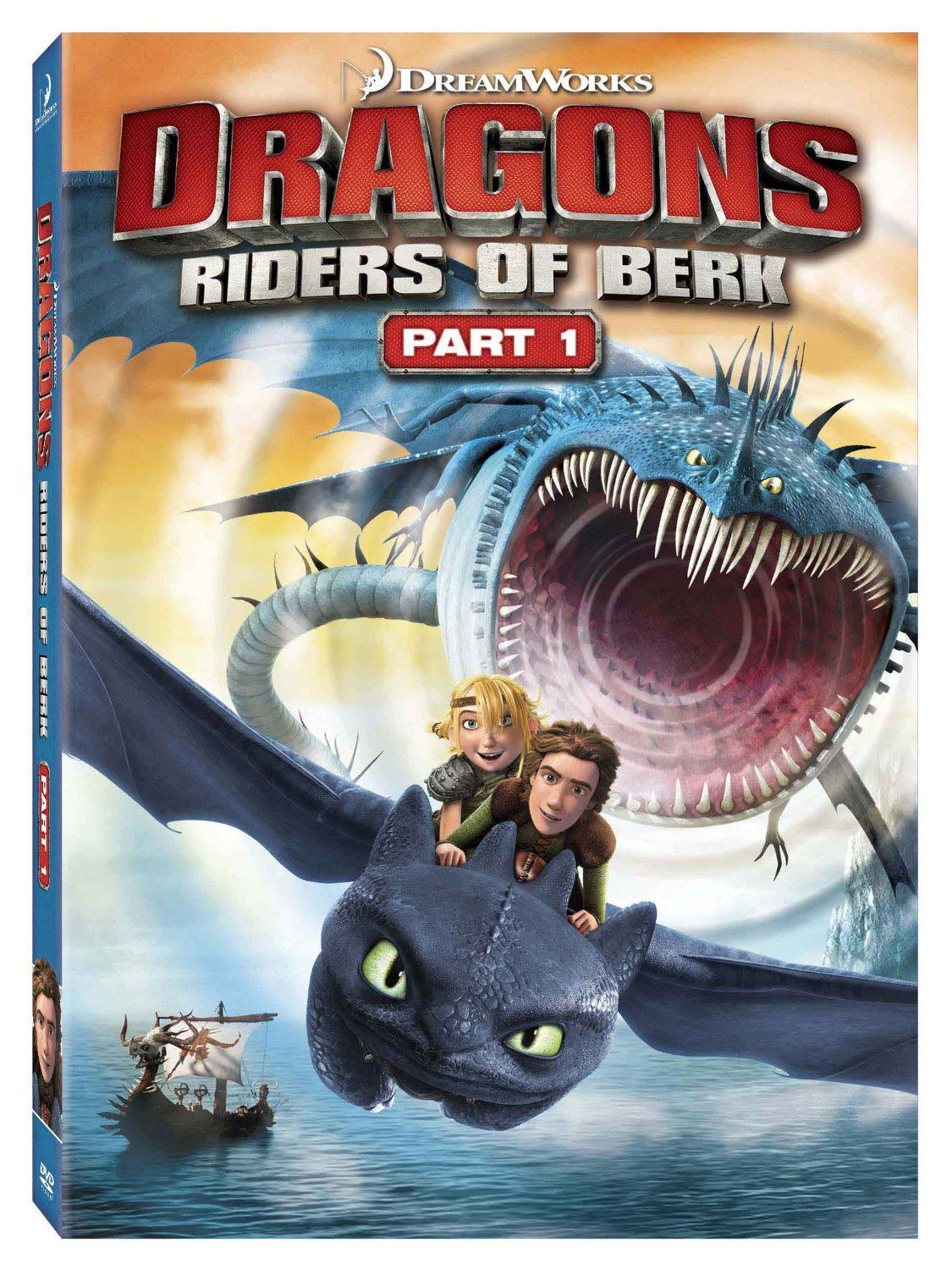 This animated adventure for kids from the popular how to train your this animated adventure for kids from the popular how to train your dragon series includes episodes ccuart Images