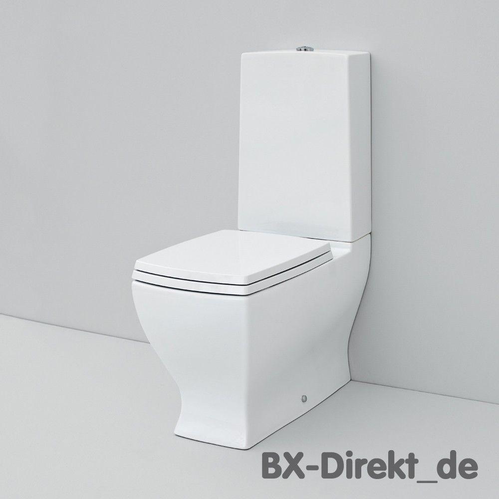 Wc Monoblock Toilette Design Stand Wc Mit Keramik Spulkasten Jazz Aus Italien Toilette Design Stand Wc Toilette