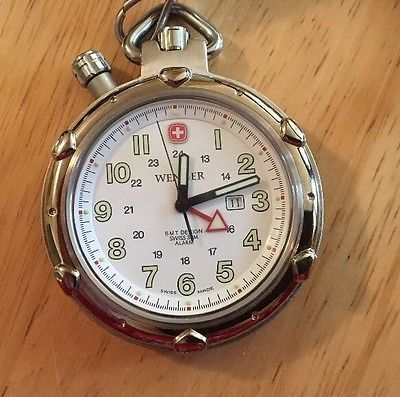 Wenger Swiss Pocket Watch Swiss Pocket Watches Pocket Watch Vintage Watches