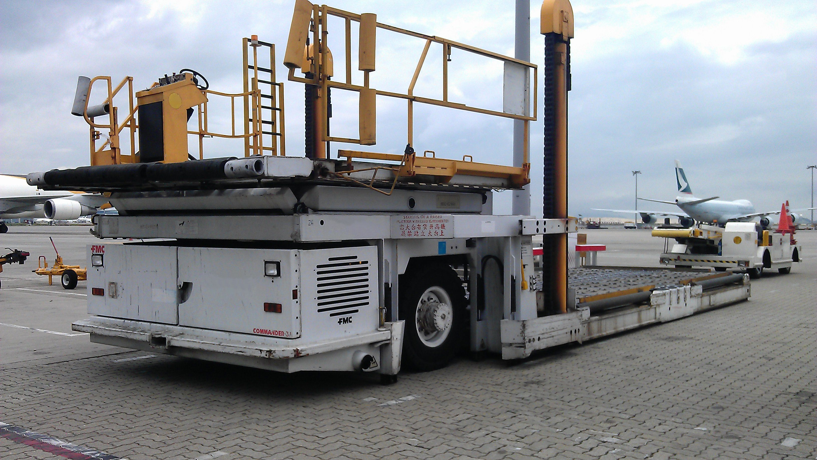 cargo handling equipment airport pdf