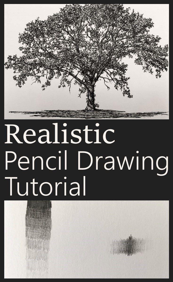 Realistic Pencil Drawing