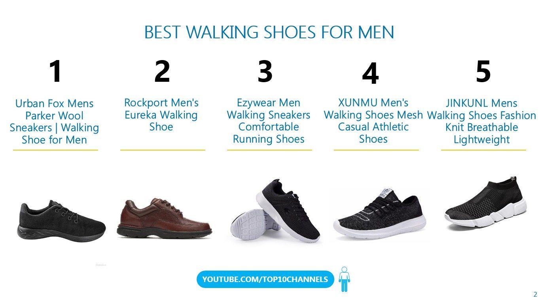 Best walking Shoes for men | Mens