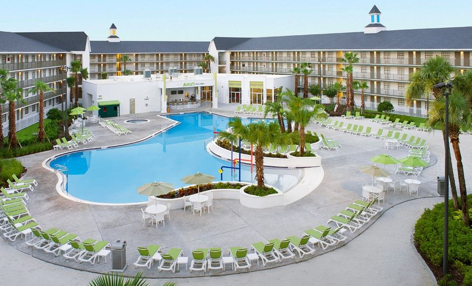 Groupon Stay For Up To Four At Avanti Resort In Orlando Fl With