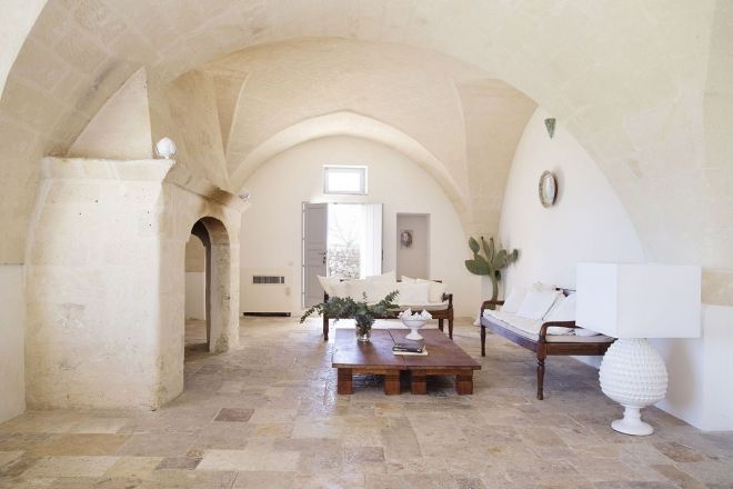 Case vacanza masseria in Puglia Foto Living Corriere