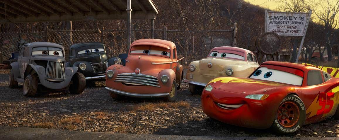 Avainsana #Cars3Event Twitterissä
