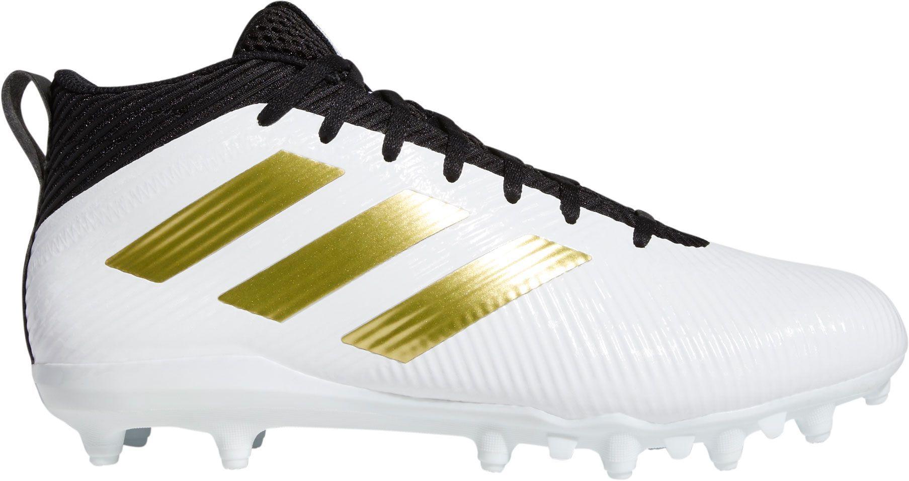 821b45cdf adidas Men s Freak Ghost Mid Football Cleats