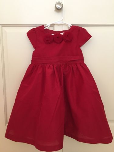 Gymboree - Red Special Occasion Dress-Fully Lined Size 5 https://t.co/ABWbBFKYc8 https://t.co/WvqO6ecCUM
