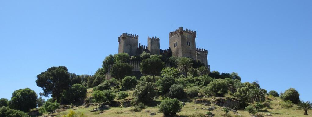 Castillo de Almodóvar (Almodóvar del Río, Córdoba), by @F_Lupo