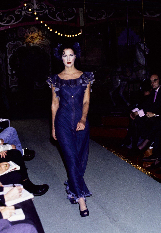 Jean Paul Gaultier Spring 1995 Ready-to-Wear Fashion Show - HyperFocal: 0