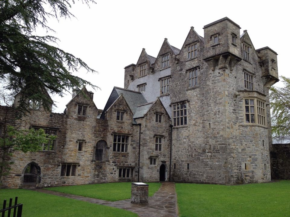 Donegal Castle in Donegal, Co Donegal