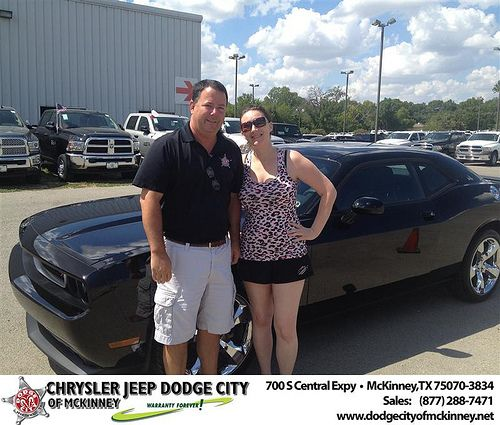 Thank You To Jodi Yarbrough On Your New Car From Jerry
