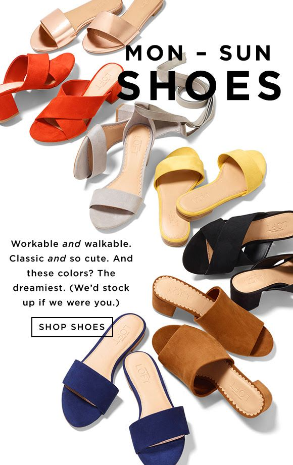 We feel a shoe spree coming on... - jessica.m.gargano@gmail.com - Gmail