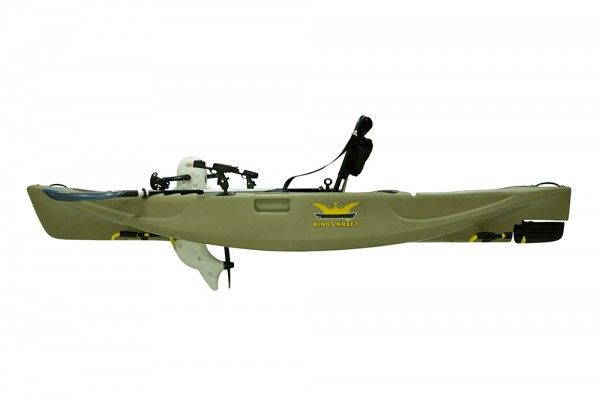 Pedal Fishing Kayaks New To Australia Kings Krafts The Most Affordable Pedal Kayaks On The Market At Fraction O Kayak Fishing Pedal Kayak Pedal Fishing Kayak