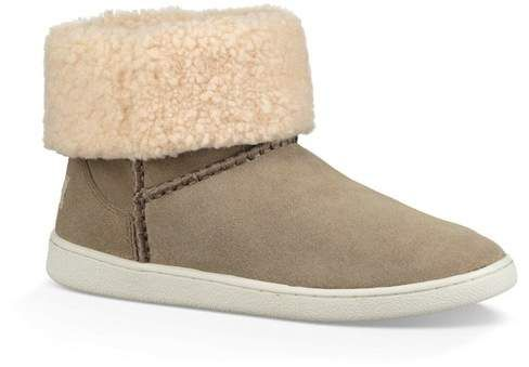 ff58ffad483 UGG Mika Classic Genuine Shearling Sneaker Boot in 2019 | Products ...
