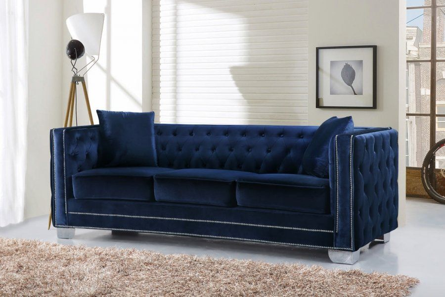 Remarkable Everly Quinn Creekside Velvet Chesterfield Sofa Reviews Uwap Interior Chair Design Uwaporg