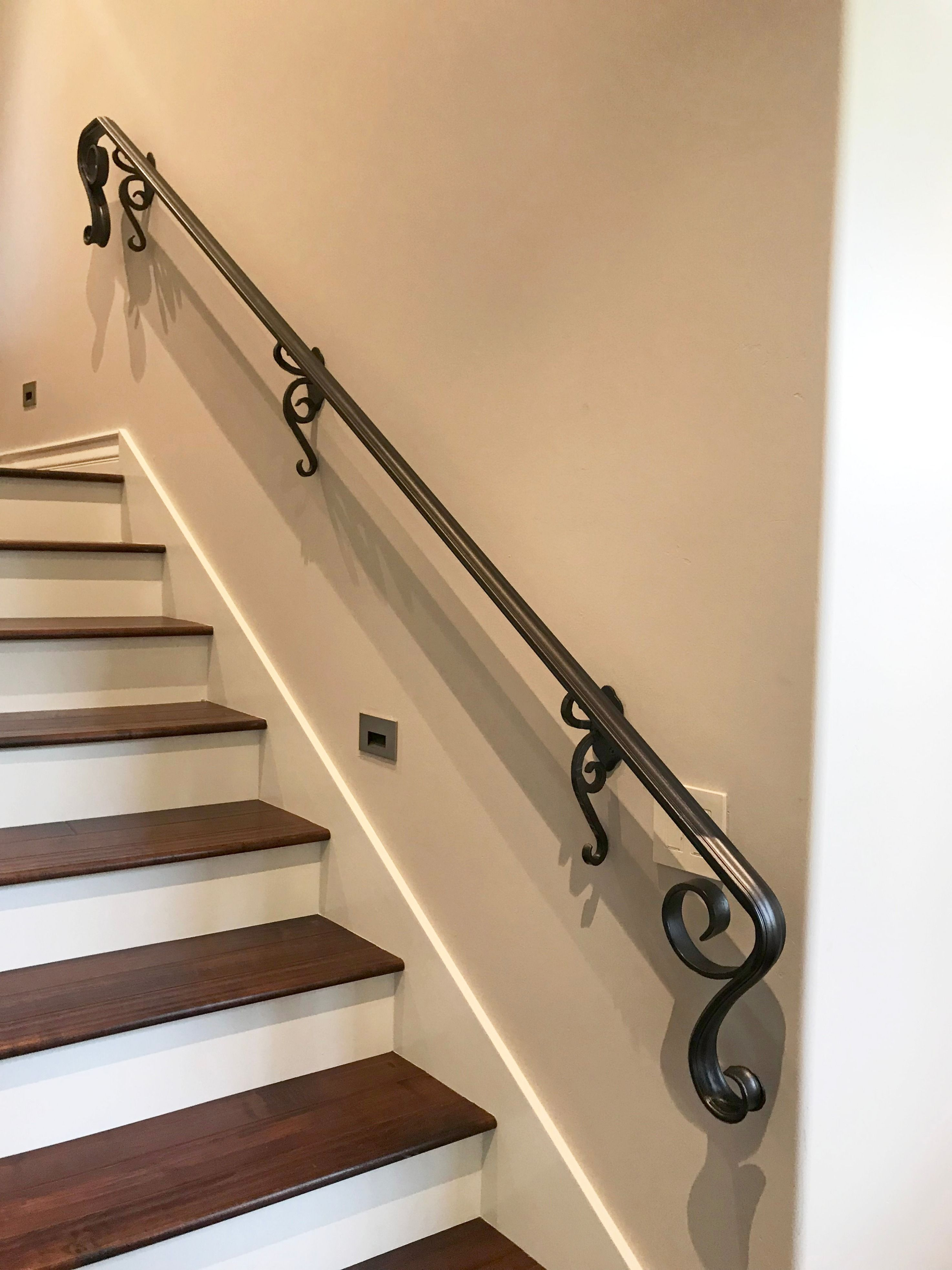 Eagle Iron Fabrication Inc. - Interior Decorative Stairway ...