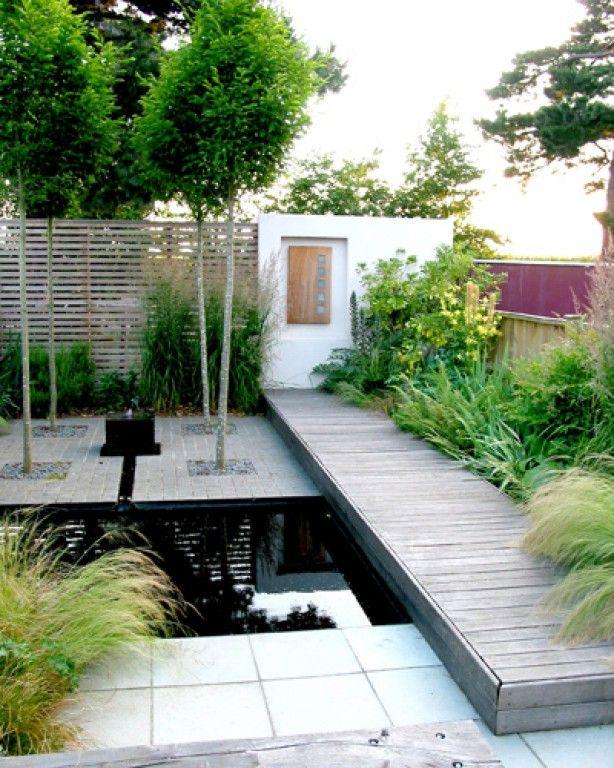 Small backyard 40 m2 take it outside pinterest for Diseno de fuente de jardin al aire libre
