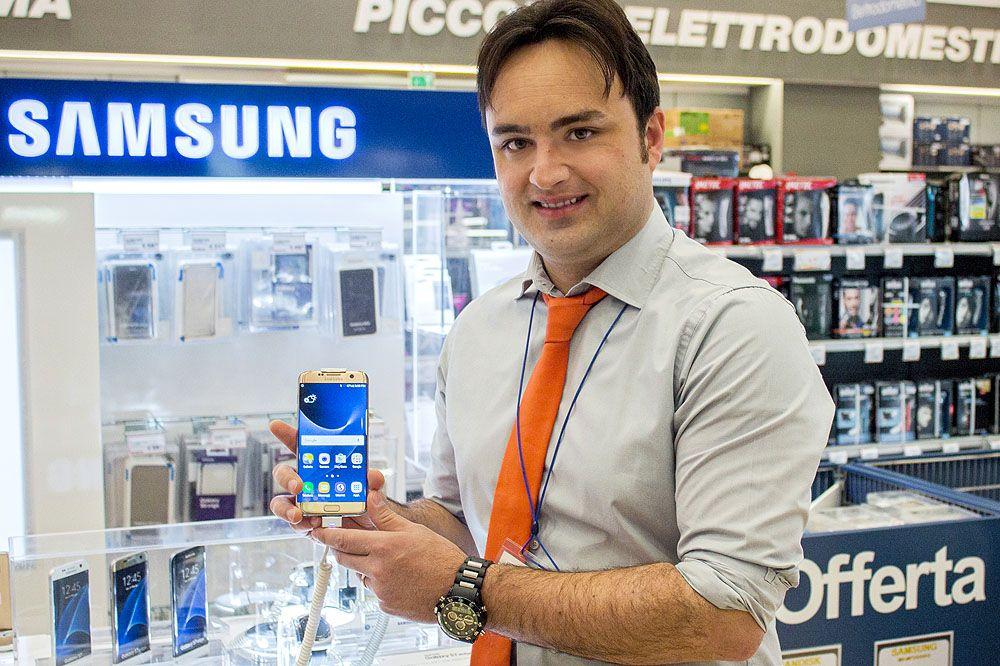 Galaxy S7, molto più di uno smartphone - Magazine Parco Corolla