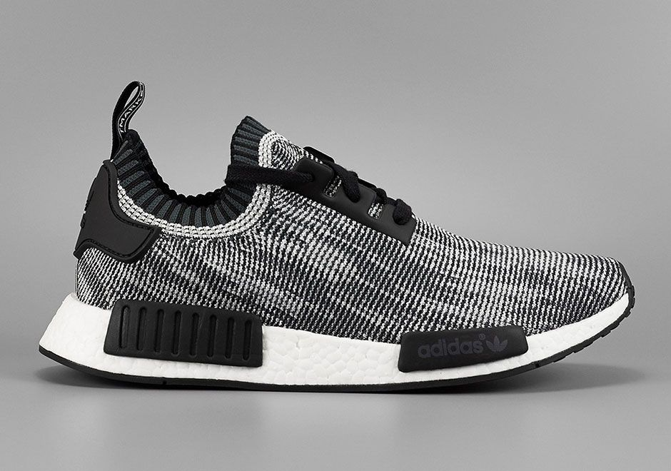 NMD PK Tricolor Custom GLITCH CAMO