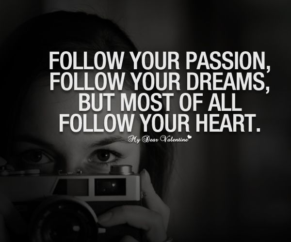 Follow your passion follow your dreams graduation pinterest follow your passion follow your dreams thecheapjerseys Image collections