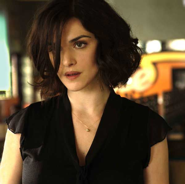 Rachel Weisz Bob Hairstyle From My Blueberry Nights Hairstyle