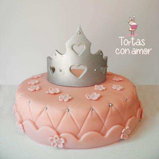 Torta de Pricesa Princess Cake