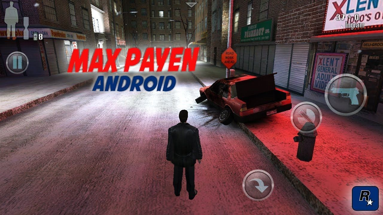 Max Payne Android Free Download Apk Obb Offline 2018 With