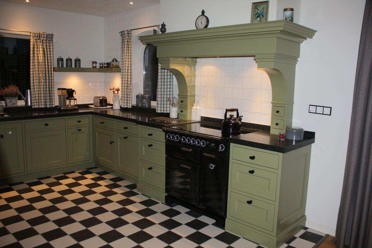 Keuken Oud Riet : Nostalgische keuken te driel een maatwerk keuken in nostalgische