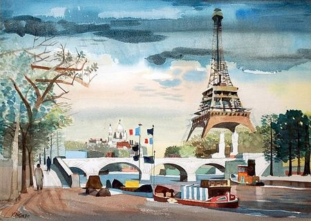 French Contemporary Art And Museum Guide Landscape Drawings Art