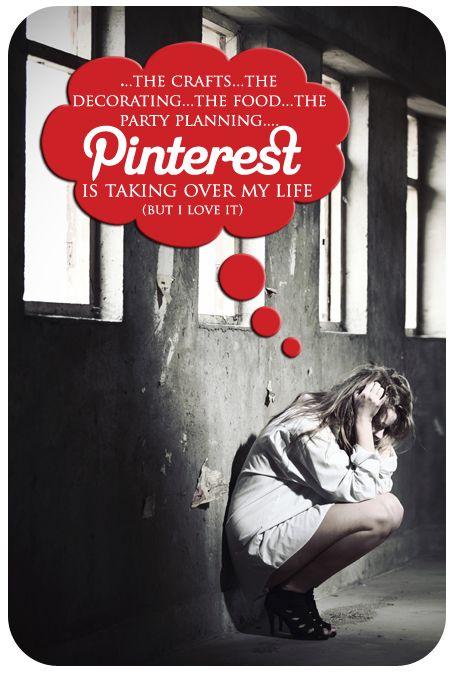 Pinterest is taking over my life. But I love it.