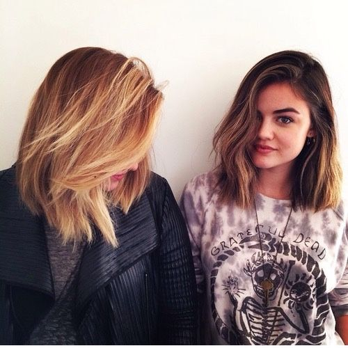 medium hair | Tumblr | Hair | Pinterest | Medium hair, Mid length ...