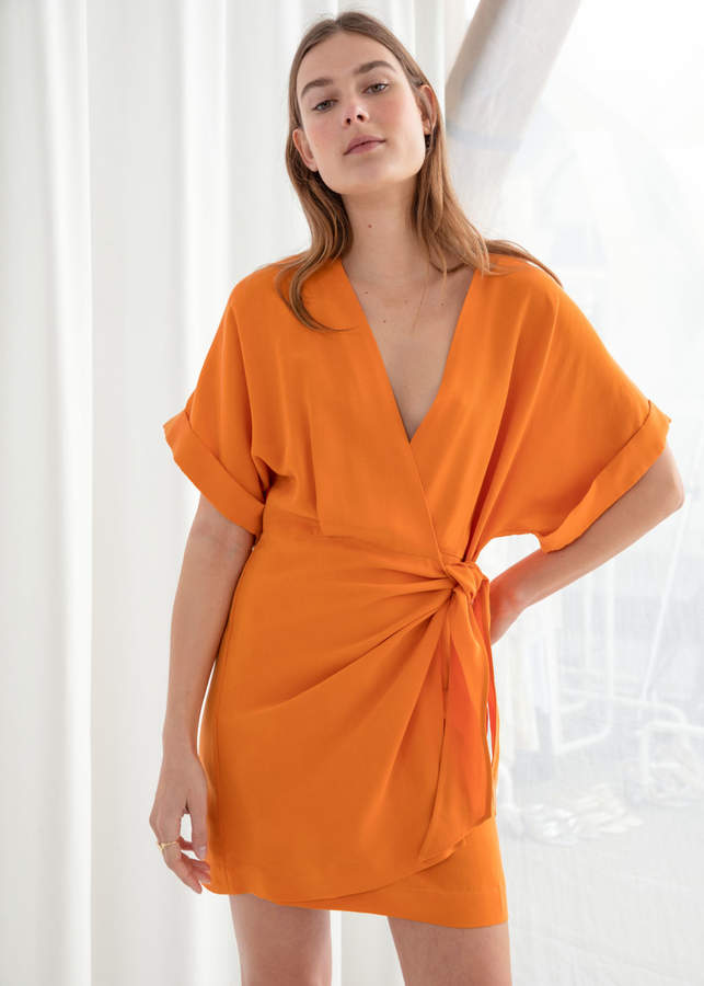 3f1d518b1ddc6 And other stories Kimono Wrap Mini Dress in 2019 | Products ...