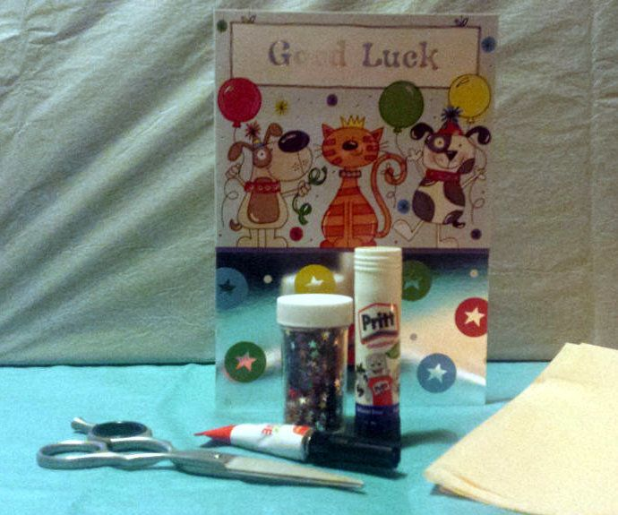 How To Spring Load A Glitter Bomb Card For Maximum Mess