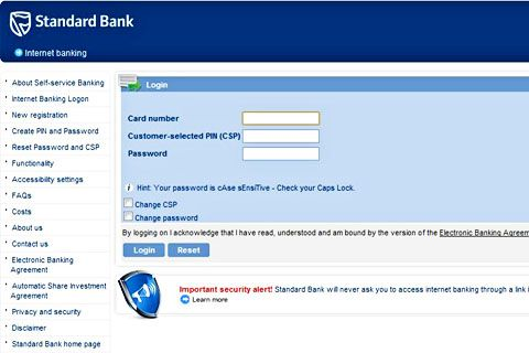 Opening a Bank Account in South Africa Joburg Expat Expat - online payslip template