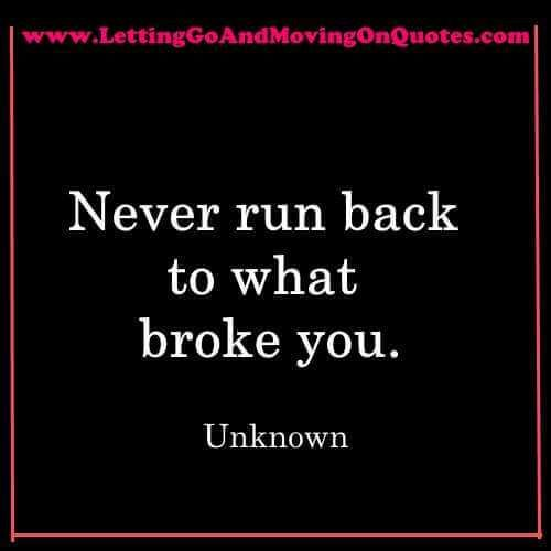 Pin On Never Look Back Quotes